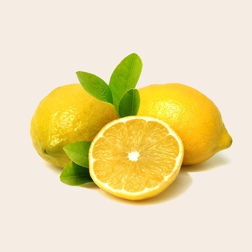 Le citron restaure le capital santé et vitalité