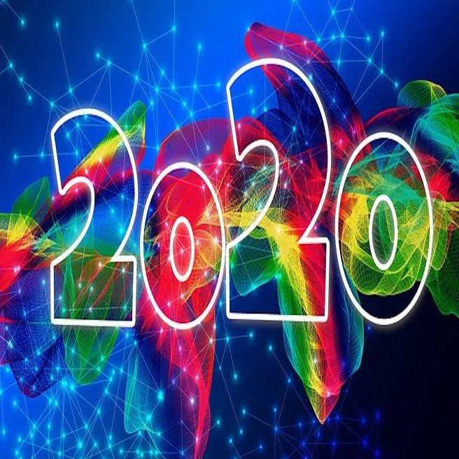 Pour une année 2020 douce, légère et joyeuse